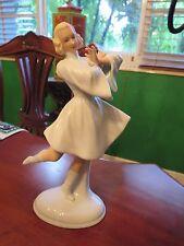Schaubach Kunst Art Deco Porcelain Dancing Lady 1930's