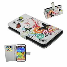 Batteryfly Leather ID Card Wallet Cover Case For Samsung Galaxy Note 3 III N9000