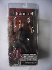 NECA Resident Evil 4 - Chainsaw Ganado action figure - Video Game Toy, Gamecube