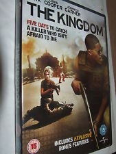 THE KINGDOM Jamie Foxx DVD