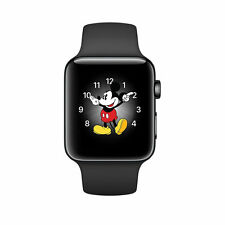 Apple Watch Series 2 42mm Space Black Stainless Steel with Black Sport Band