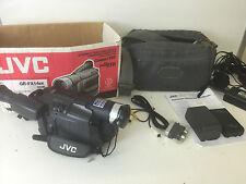 JVC GR-FX14 HANDHELD CAMCORDER - SPARES OR REPAIRS