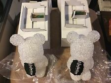 Lot of 2 Disney Parks Vinylmation White Mickey Mouse Night Light/Lamp.$50 retail