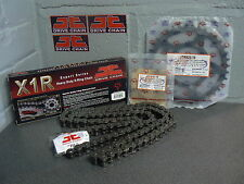 SUZUKI GS500 CHAIN AND SPROCKET KIT INC F 94-08 HEAVY DUTY X-RING