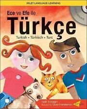 Abby and Zak: Ece Ve Efe Ile Türkçe by Fatih Erdogan (2007, Paperback)
