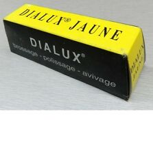 Jewellers Dialux Yellow Jaune Bar Polishing Compound Polish Copper - T890016
