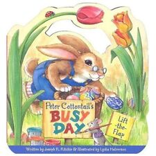Peter Cottontail's Busy Day by J. R. Brent Ritchie, Irene Keller