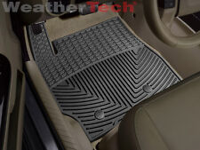 WeatherTech® All-Weather Floor Mats - Ford Escape - 2011-2012 - Black