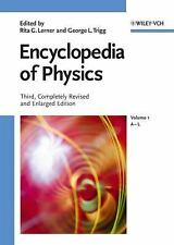 Encyclopedia of Physics, 2 Volumes by . 3527405542 Hardcover Book. Good Cond.