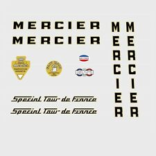 Mercier Special Tour de France Bicycle Frame Stickers - Decals n.500
