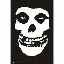 MISFITS - SKULL MUSIC POSTER - 24x36 SHRINK WRAPPED - LOGO 701