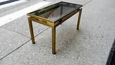 Guy LEFÈVRE Jansen Diffusion - Table basse coffee table circa 1970