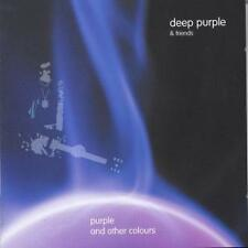 Deep Purple - Purple And Other Colours, 2CD Neu