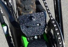 "Santa Cruz Blur XC and Tallboy XC lower link protector black 1/8"" ABS textured"