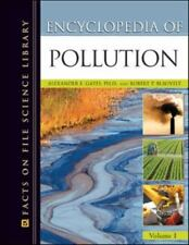 Encyclopedia of Pollution (Facts on File Science Library) (2 Volume Se-ExLibrary