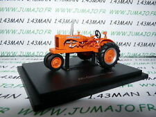 Tracteur 1/43 universal Hobbies n° 49 ALLIS CHALMERS WC 1945