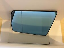 Wing Blue Tinted Side Mirror Glass Heated LEFT MERCEDES W202 W210 W140 93-01 OEM