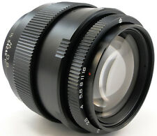!!NEW!! 1985! JUPITER-9 2/85 Russian Soviet USSR PORTRAIT Lens M42 Screw Mount