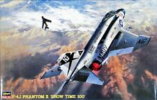 Hasegawa PT06 F-4J PHANTOM II Show Time 100 (One Piece Canopy) 1/48 Scale Kit