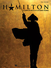 Hamilton An American Musical Vocal Selections Book NEW!