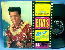 LP ELVIS PRESLEY - BLUE HAWAII // GERMAN BLACK RCA VICTOR LSP 2426