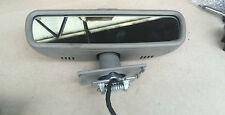 AUDI A8 3.0 TDI 05 AUTOMATIC DIM REAR VIEW INTERIOR MIRROR 4E2857511