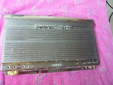SOUNDSTREAM REFERENCE CLASS A10.0 OLD SKOOL 1KWRMS 2CH AMP, VGC, USA!!!