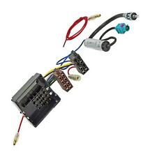 CITROEN c1 c2 c3 c4 c5 c6 c8 radio Adaptateur Din Fakra antenne phantom alimentation