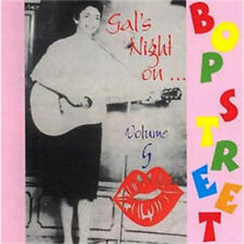 SATURDAY NIGHT ON BOP STREET Volume 5 1950s female Rockabilly Rock 'n' Roll NEW