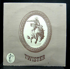 Steve Eastin & Group Twister LP VG+ BR-1000 Stereo 1972 Bronco Autographed RARE