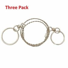Safety Mini Tool Hand Chain Saw Wire Emergency Survival Camping fishing lures