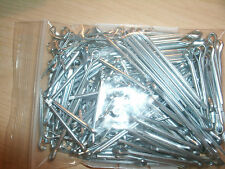 SPLIT COTTER PIN ASSORTMENT 180 PIECES APPROX
