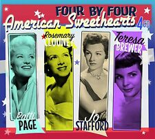 American Sweethearts - Patti Page, Rosemary Clooney, Teresa Brewer, Jo Stafford
