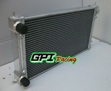 ALUMINUM ALLOY RADIATOR VW GOLF/RABBIT/SCIROCCO GTI MK1 MK2 8V M/T