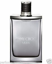 Jimmy Choo Man By Jimmy Choo 3.4 Oz Edt Spray Brand New Tester For Men With Cap
