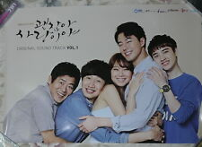 It's Okay, That's Love POP OST Taiwan Promo Poster (Zo In Sung Cho-In Sung)