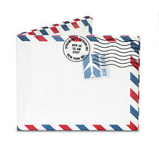 Dynomighty Par Avion Air Mail AIRMAIL Bifold MIGHTY WALLET made of tyvek DY-400