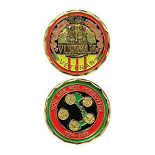 NEW Veteran Vietnam You Are Not Forgotten Challenge Coin. 2447. FREE SHIPPING