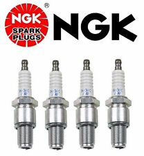 4 OEM NGK Iridium Spark Plugs RE7CL RE9BT Leading/Trailing RX-8 1.3 2004-2011