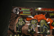 BNIB ZOMBIE SHOOT WITH LED SCORE FAMILY ARCADE SHOOTING GAME AGE 3+
