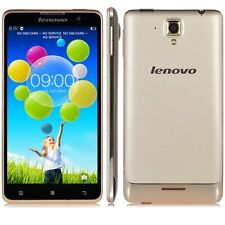Lenovo S8 S898T+ gold 5.3'' Unlocked Android 4.4 Octa core 2G+16G smartphone GPS