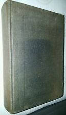 Abraham Lincoln By Lord Charnwood - 1917  With Map - Pub. by Henry Holt New York