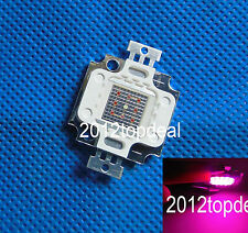 10W Red 660nm + Blue 450nm 8:1 High Power LED for Plant Grow Growth lights