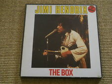 Jimi Hendrix The Box  washed /gewaschen - 6 LP Box