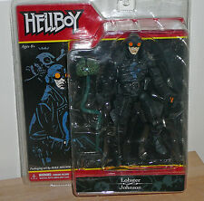 NEW Mezco Hellboy Lobster Johnson Action Figure Toy 2005