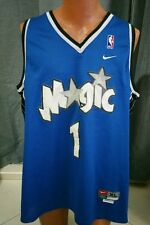 Tracy McGrady Orlando Magic mens sz. XL Vtg Swingman Nike Jersey STITCHED
