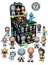 Sealed Box of 12 Rick & Morty Mystery Mini Blind Box Figures - Sealed Box