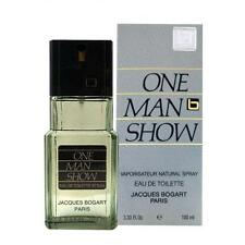NEW Jacques Bogart One Man Show Eau de Toilette 100 ml (free delivery)