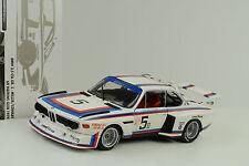 1979 bmw 3.5 CSL talla 5 6h Watkins Glen Miller cowart 1:18 Minichamps