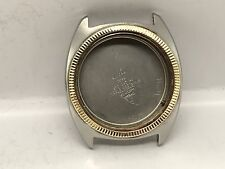 OMEGA  CONSTELLATION QUARTZ DAY-DATE 2TONE CASE FOR PARTS